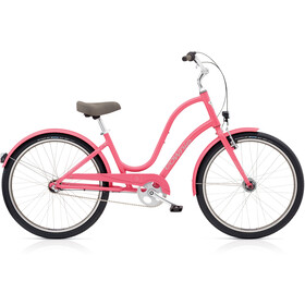 "Electra Townie Original 3i EQ 26"" Kobiety, grapefruit"